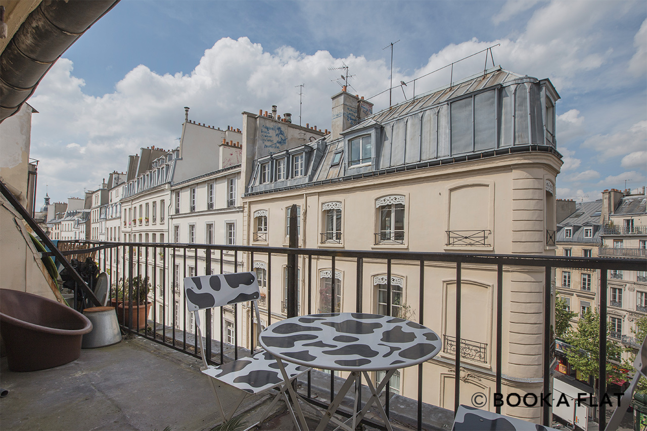 Appartement Paris Rue de Cléry 11