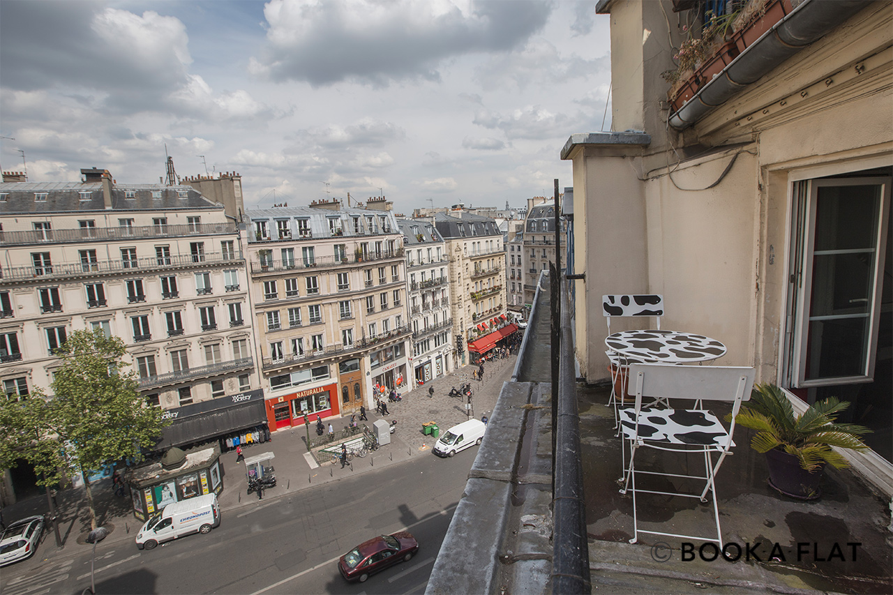 Appartement Paris Rue de Cléry 10
