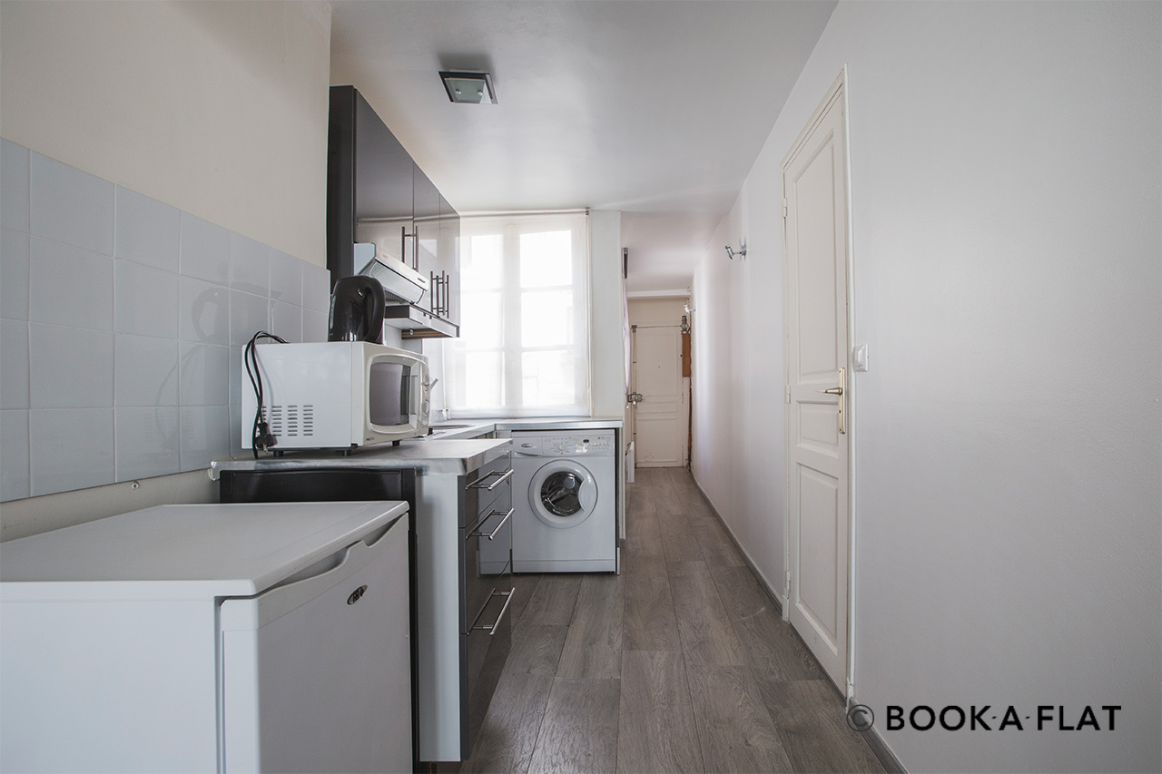 Appartement Paris Rue de Cléry 7