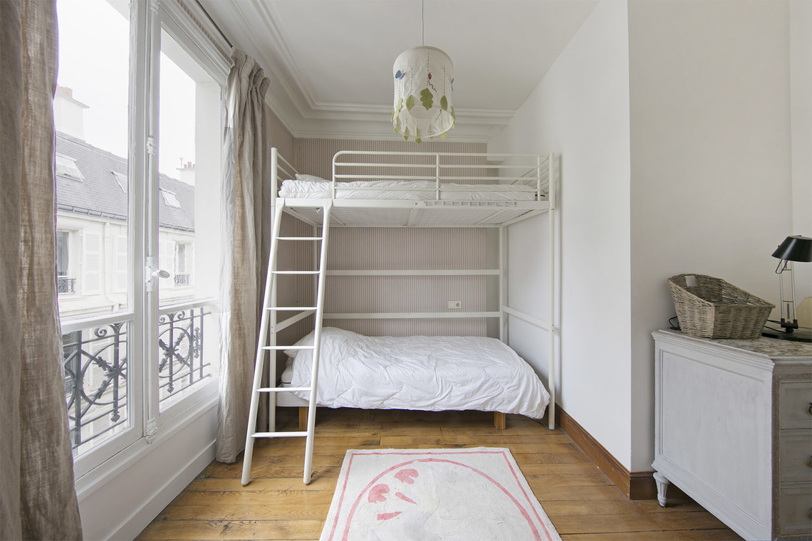 Квартира Paris Rue Pierre Demours 15