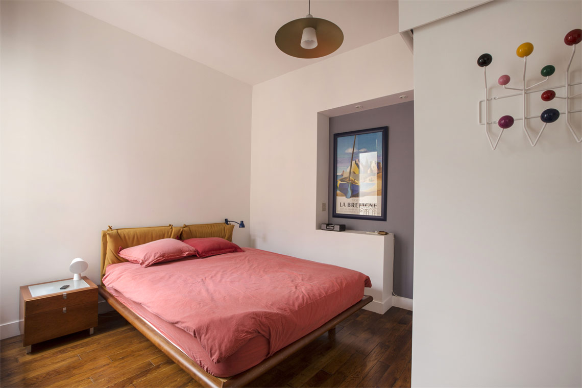 Appartement Paris Rue Saint Denis 9