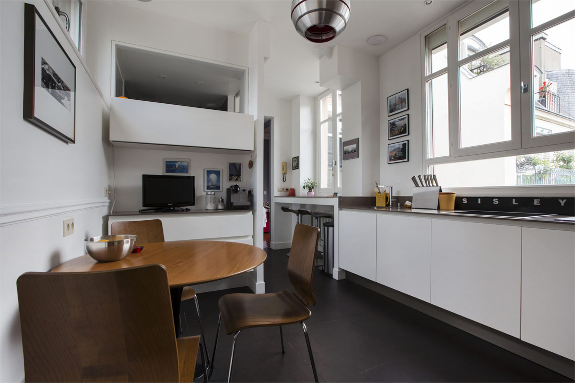 Appartement Paris Rue Saint Denis 8