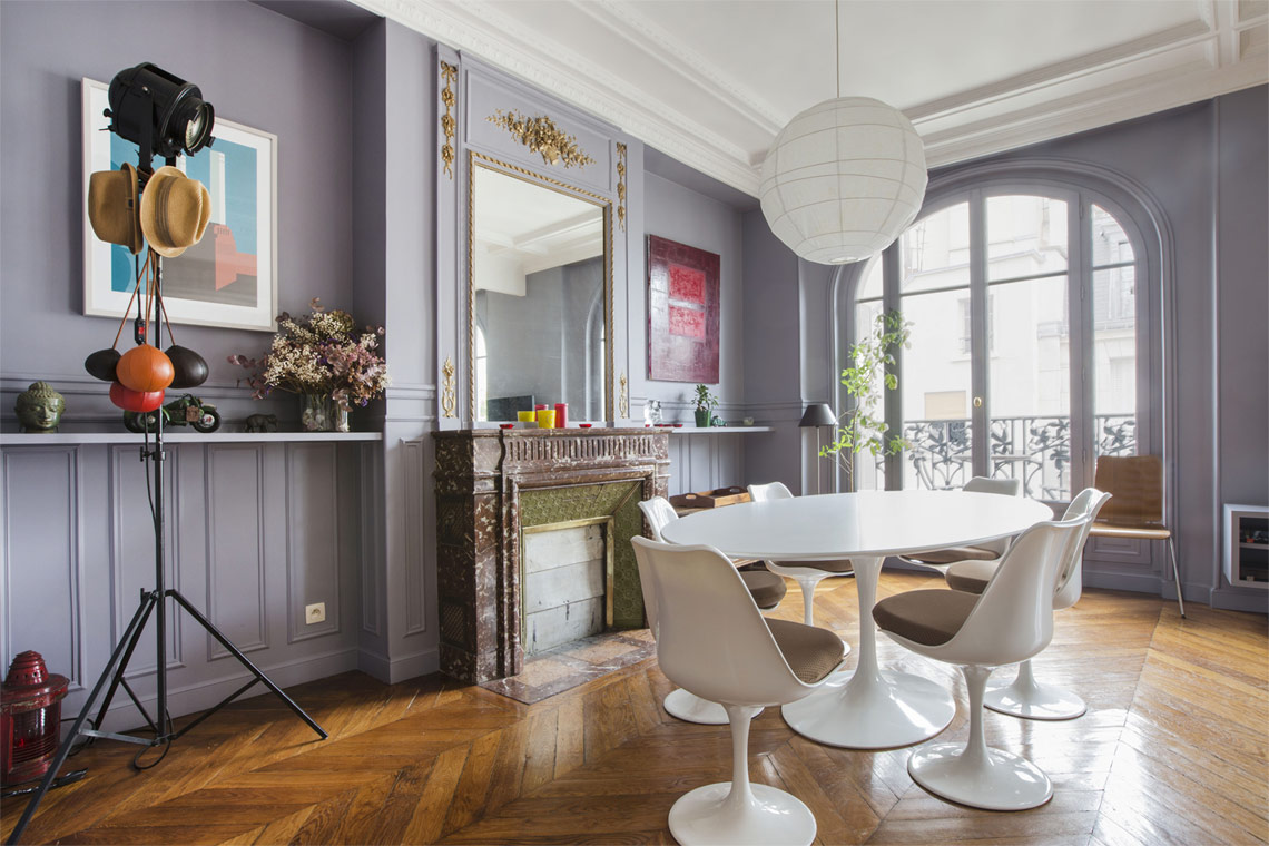 Appartement Paris Rue Saint Denis 2