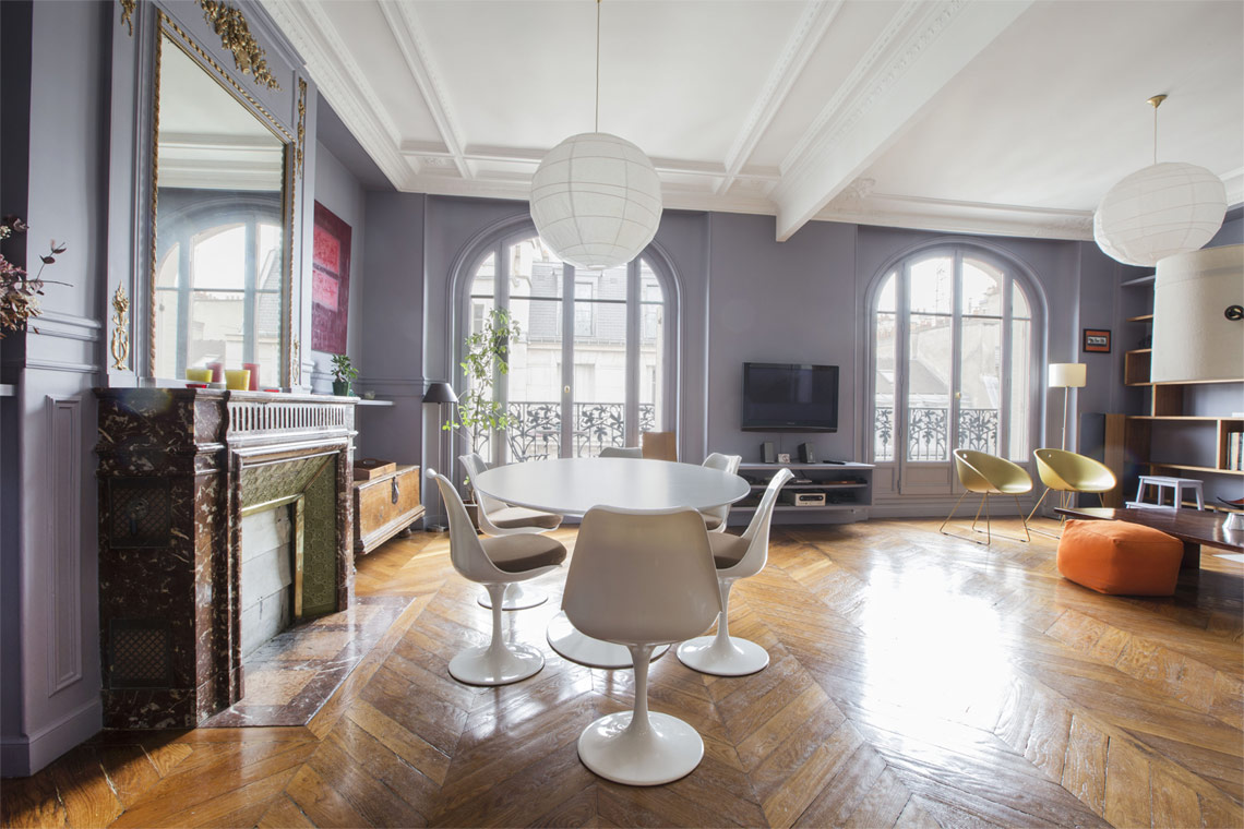 Appartement Paris Rue Saint Denis 6