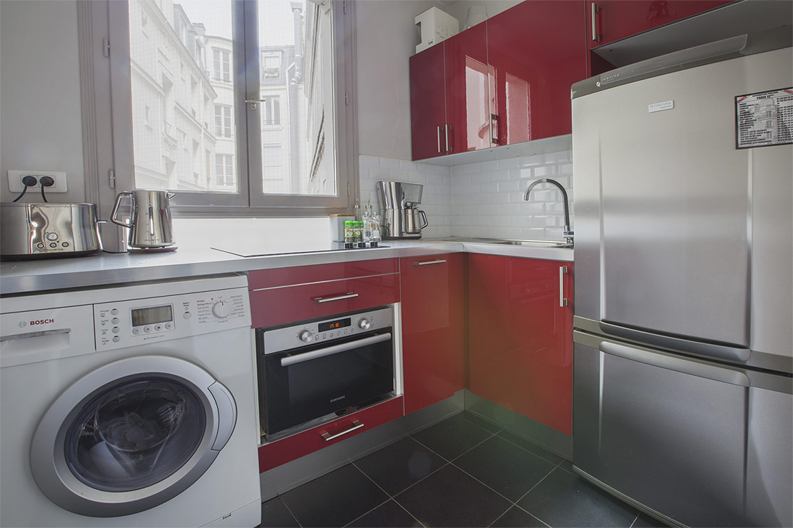 Apartment Paris Rue de Picpus 5