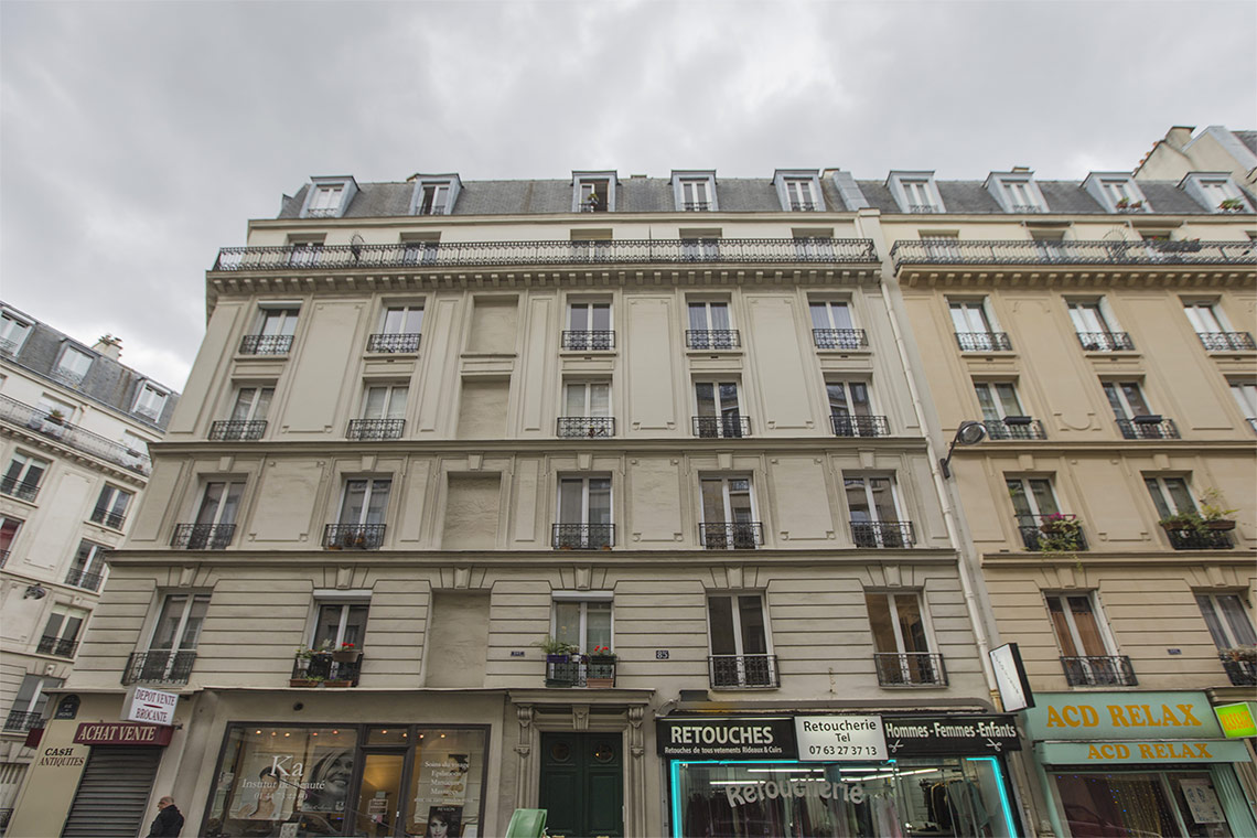 Apartment Paris Rue de Picpus 11