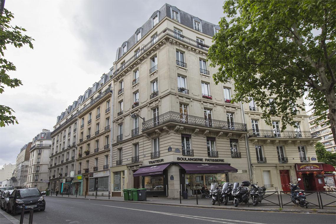 Apartment Paris Rue de Picpus 12