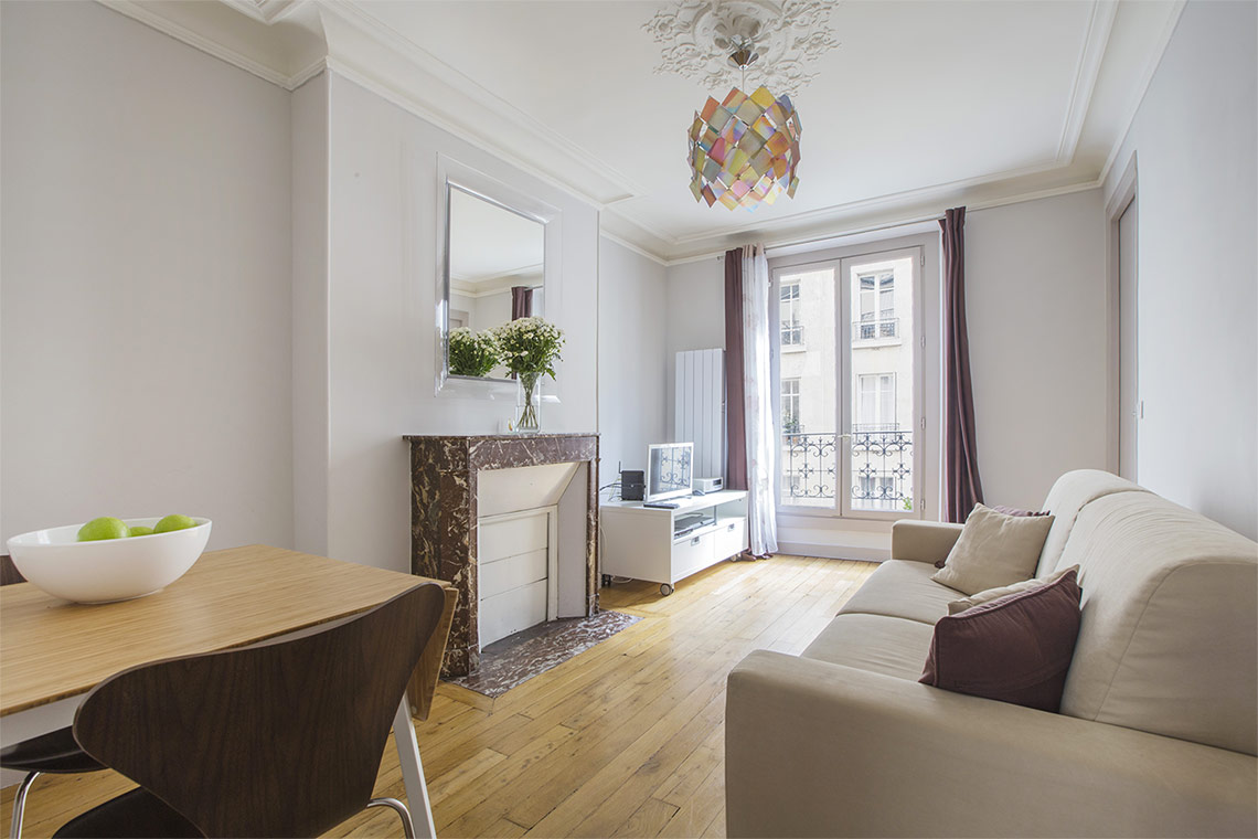 Furnished apartment for rent Paris Rue de Picpus