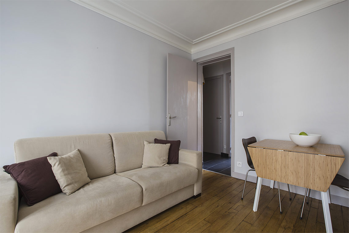 Apartment Paris Rue de Picpus 2