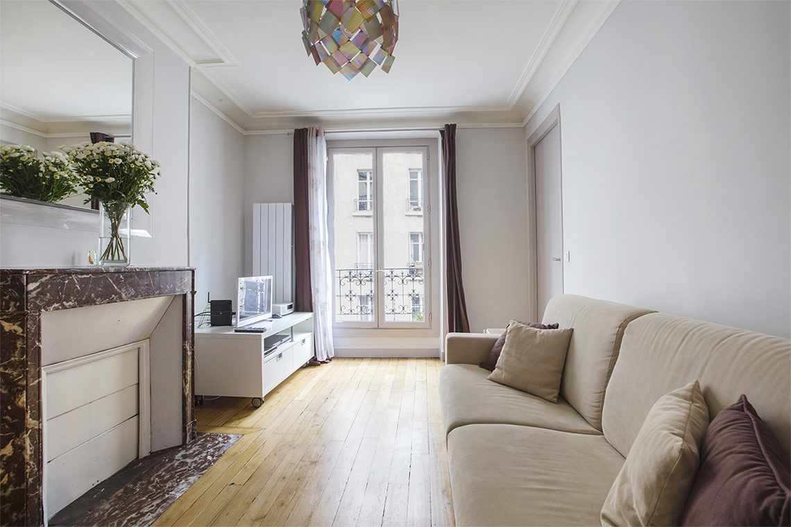 Apartment Paris Rue de Picpus 3