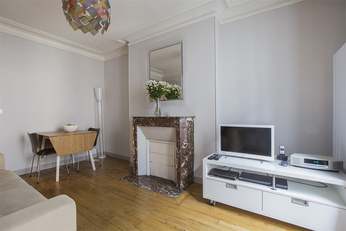 Apartment Paris Rue de Picpus 4
