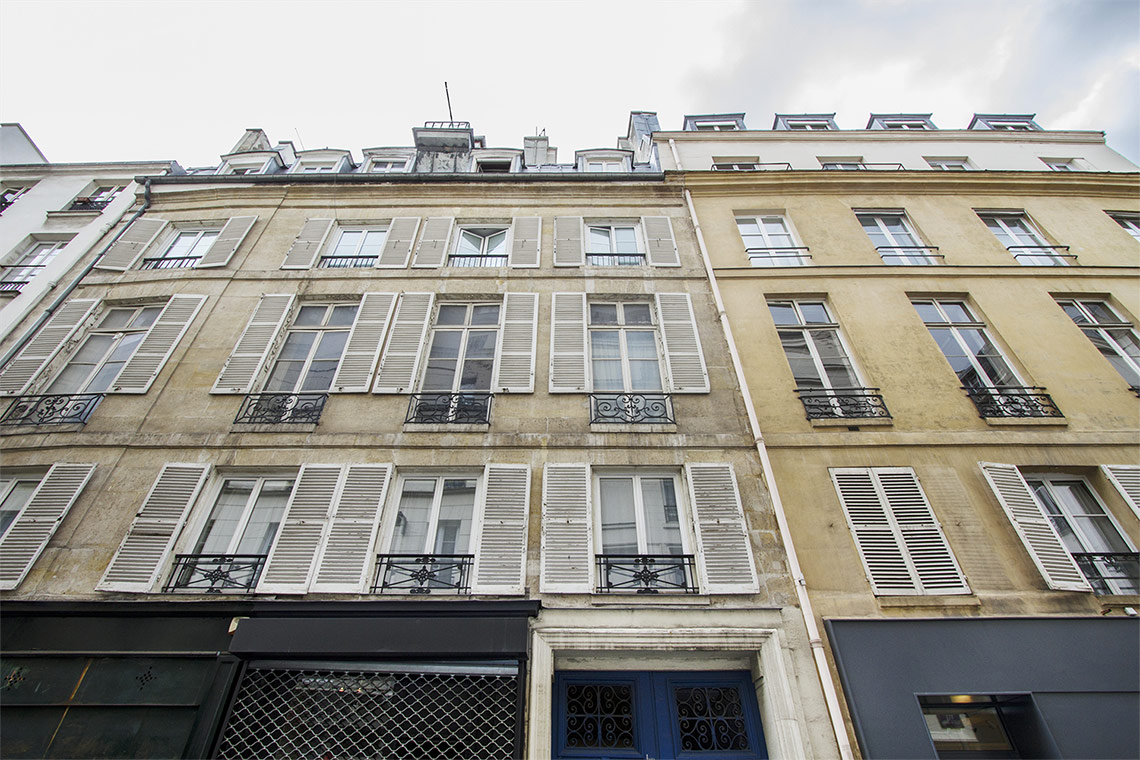 Appartamento Paris Rue Sainte Anne 5