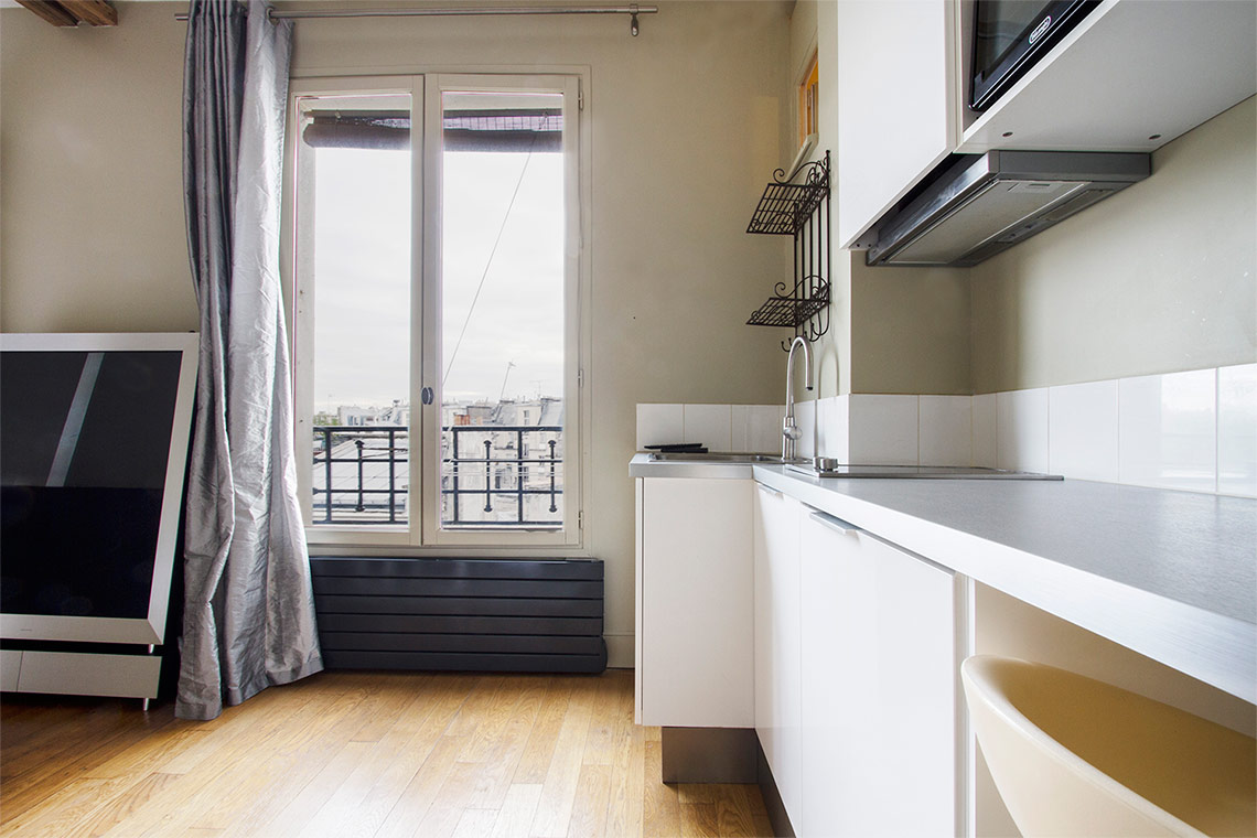 Квартира Paris Rue d'Aboukir 4