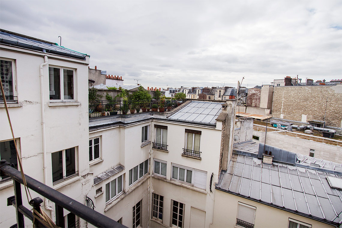 Квартира Paris Rue d'Aboukir 14
