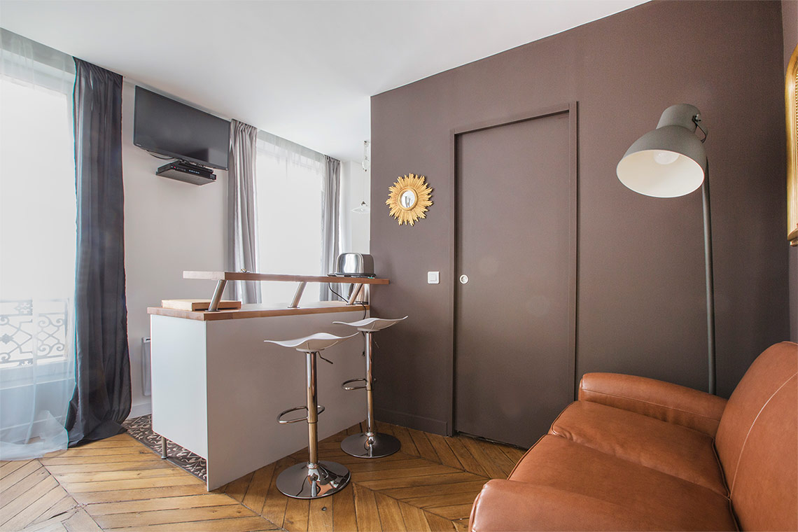 Appartement Paris Rue André Antoine 3