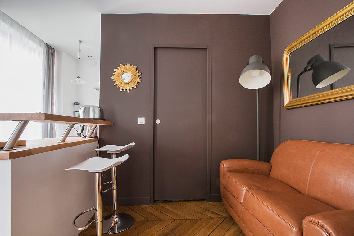 Appartement Paris Rue André Antoine 2