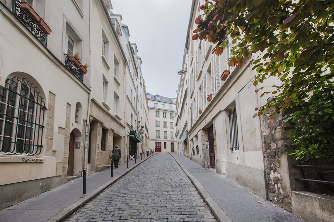 Apartment Paris Rue des Boulangers 10