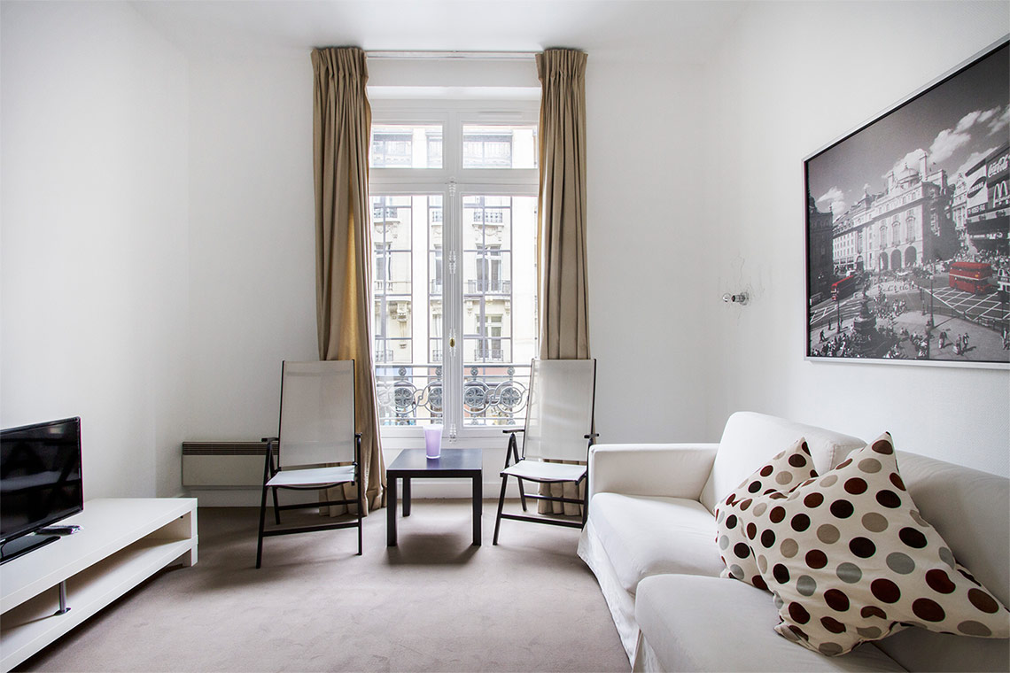 Paris Avenue Alphand Apartment for rent