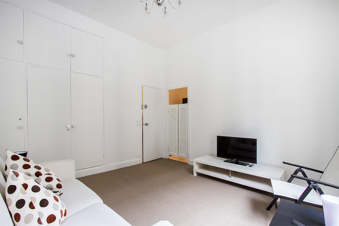 Appartement Paris Avenue Alphand 6
