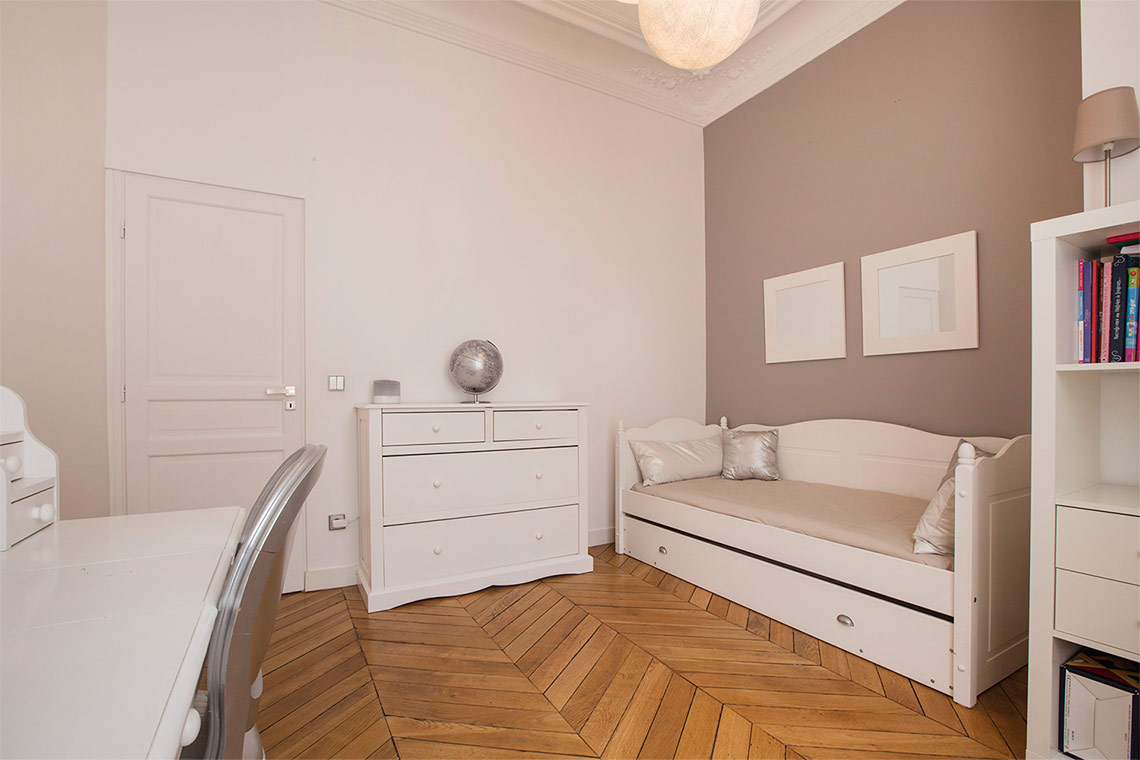 Appartement Paris Rue Pierre Demours 11