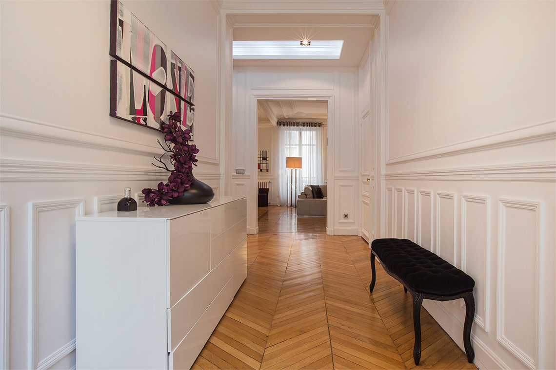 Appartement Paris Rue Pierre Demours 4