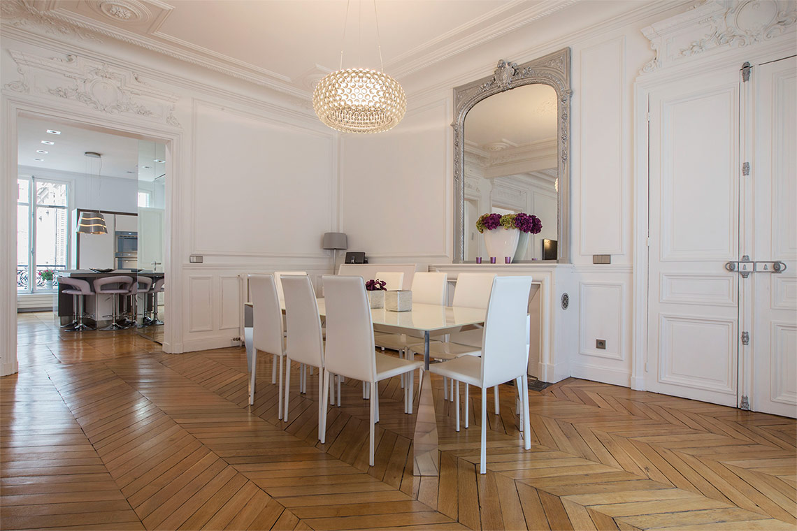 Appartement Paris Rue Pierre Demours 3