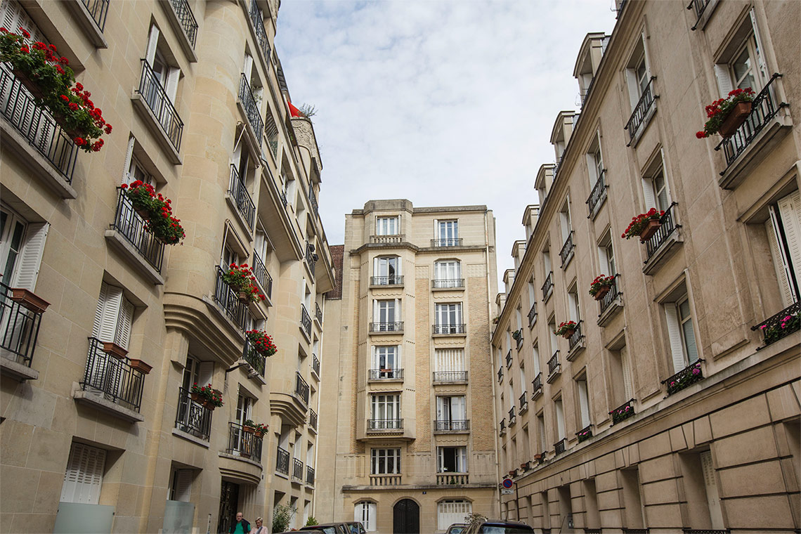 Appartement Paris Rue Robert le Coin 11