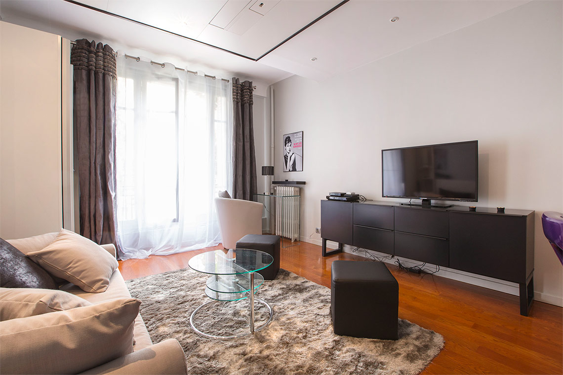 Appartement Paris Rue Robert le Coin 3