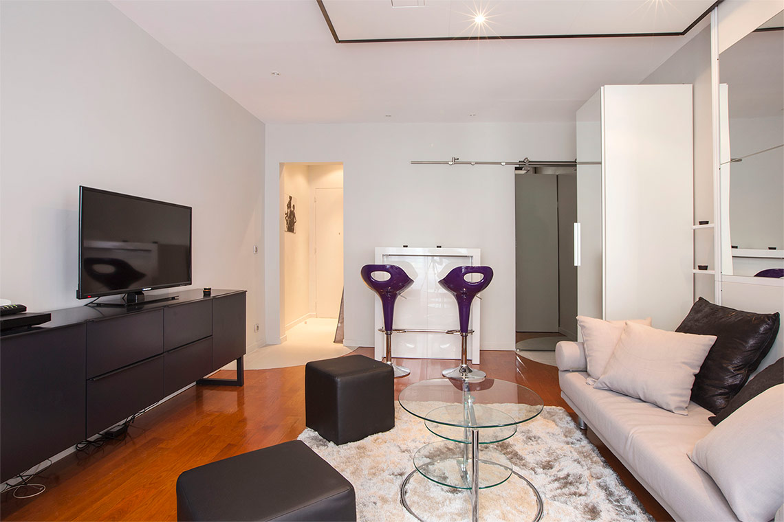 Appartement Paris Rue Robert le Coin 5