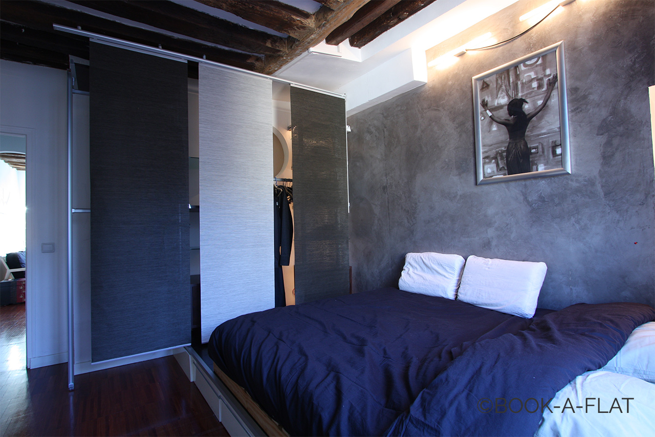 Location appartement meubl rue blainville paris ref 1117 for Chambre a louer blainville