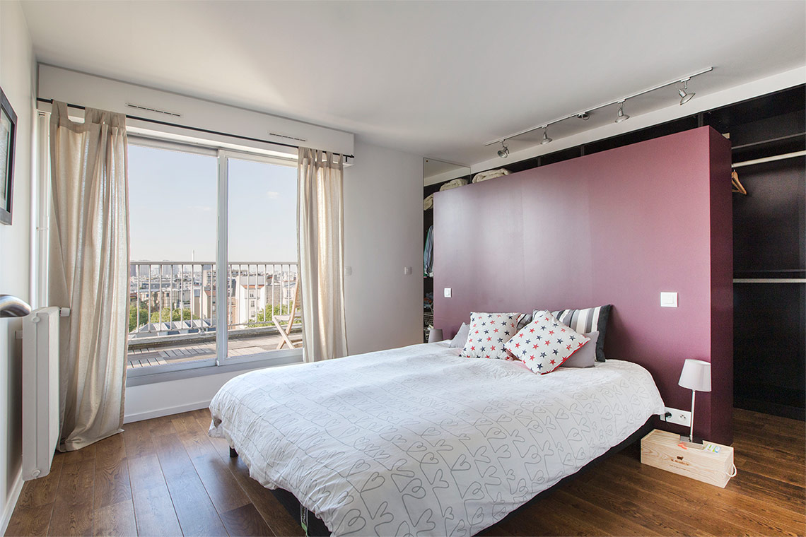 Appartement Paris Rue de Vaugirard 7
