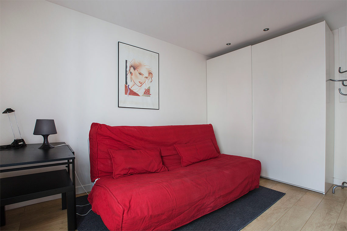 Paris Rue de Montreuil Apartment for rent