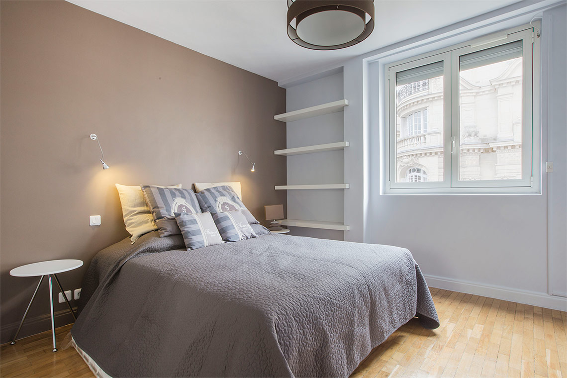 Appartement Paris Rue Saint Ferdinand 2
