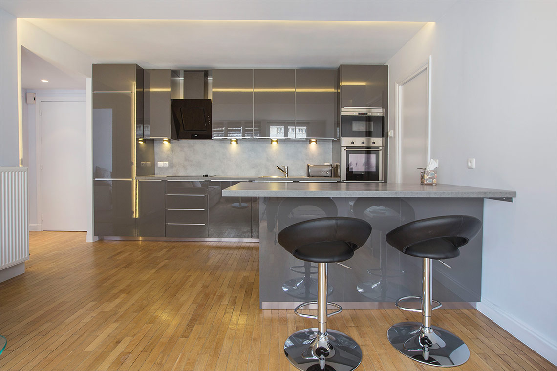 Appartement Paris Rue Saint Ferdinand 6