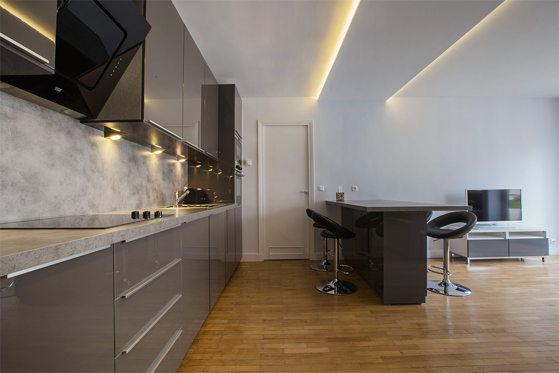 Appartement Paris Rue Saint Ferdinand 7
