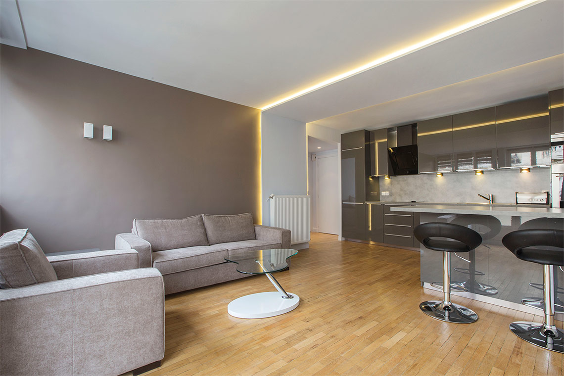 Appartement Paris Rue Saint Ferdinand 12