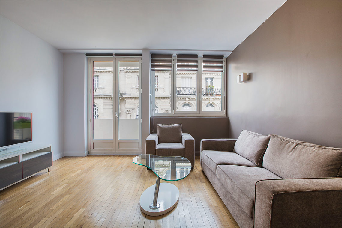 Appartement Paris Rue Saint Ferdinand 13