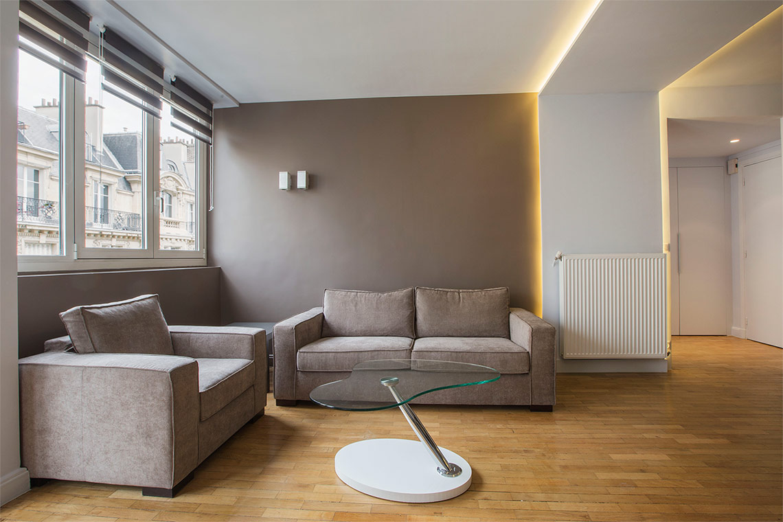 Appartement Paris Rue Saint Ferdinand 14