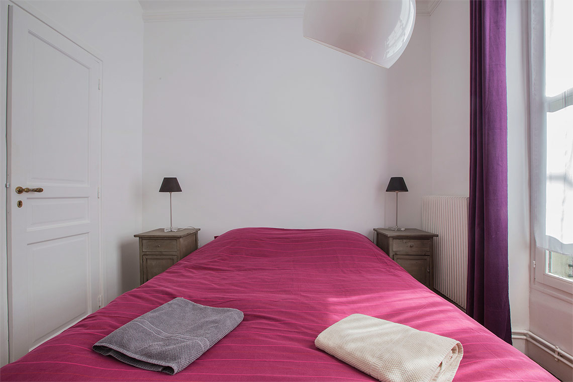 Appartement Paris Rue de Berne 8