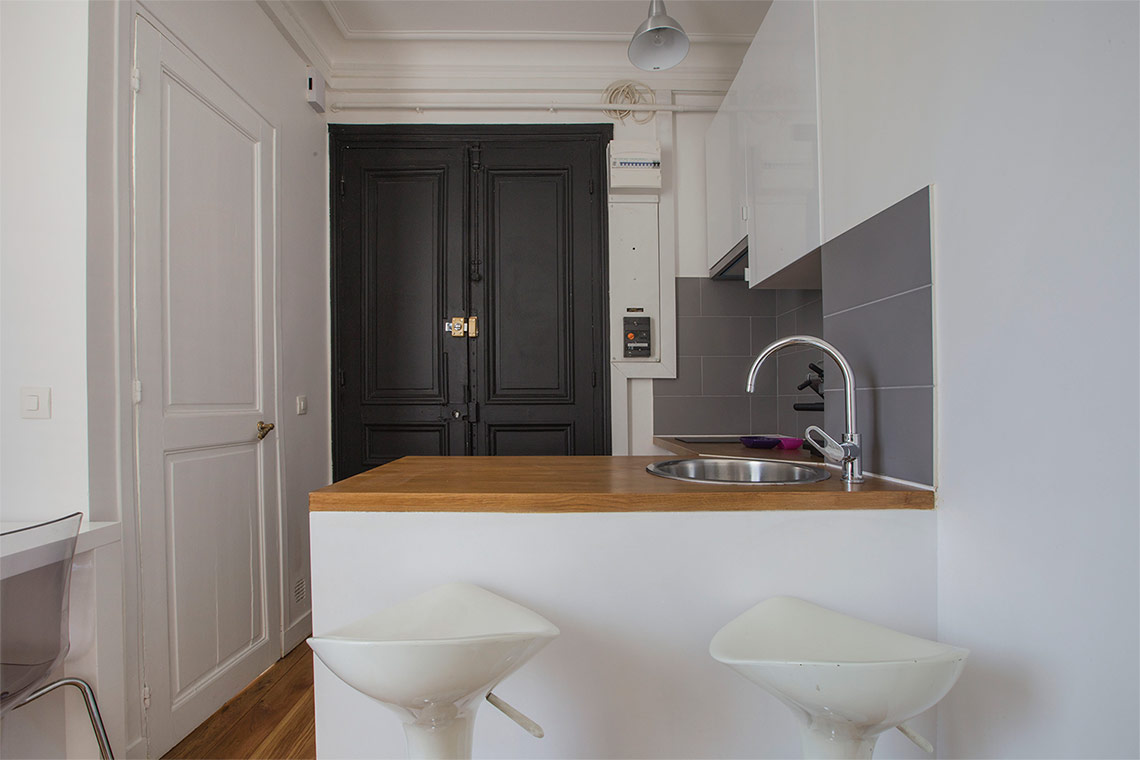 Appartement Paris Rue de Berne 5