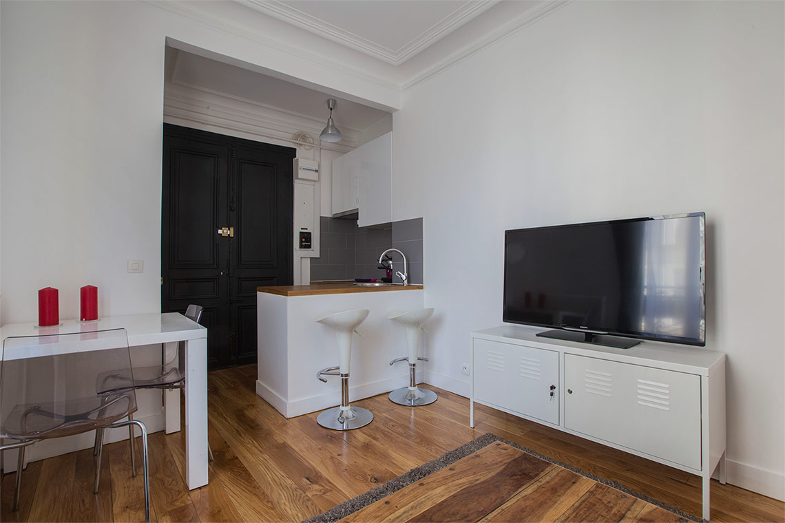 Appartement Paris Rue de Berne 2