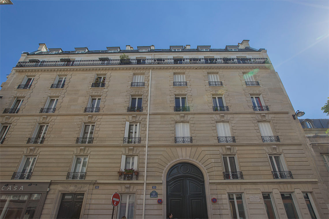 Appartement Paris Rue de Babylone 12