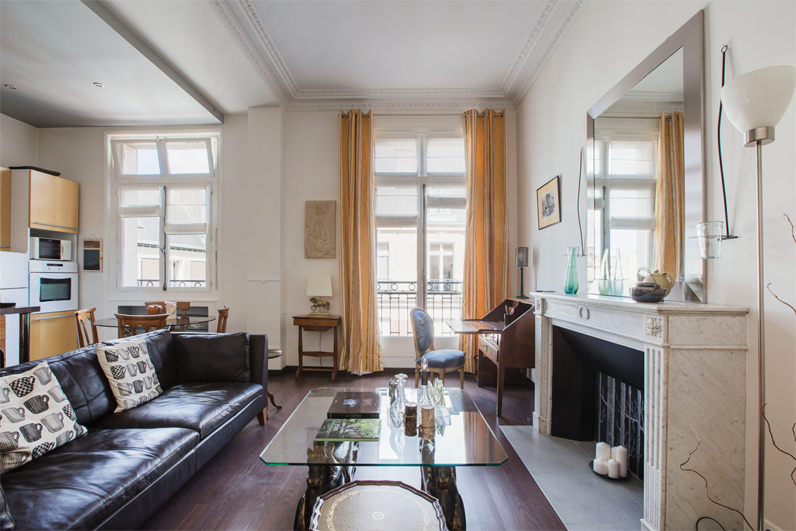 Furnished apartment for rent Paris Rue de Babylone