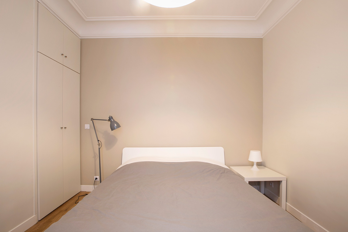 Appartement Paris Rue Pierre Fontaine 7