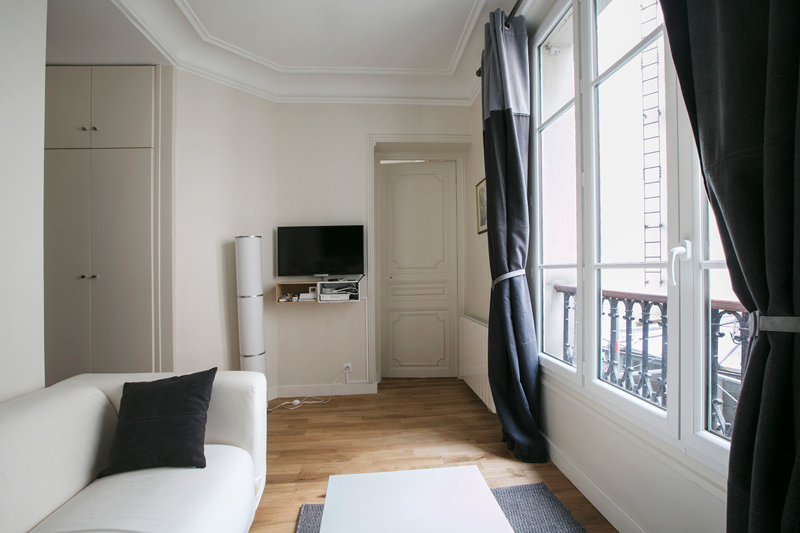 Appartement Paris Rue Pierre Fontaine 4