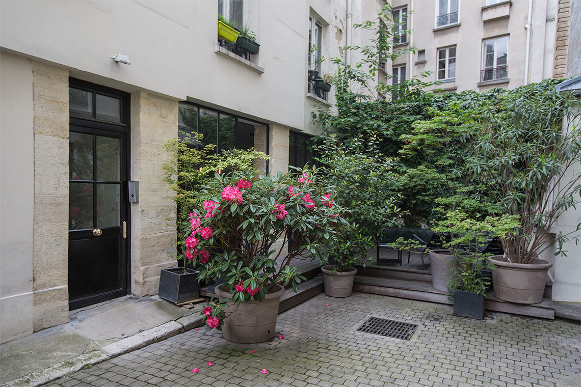Appartement Paris Rue Asile Popincourt 3