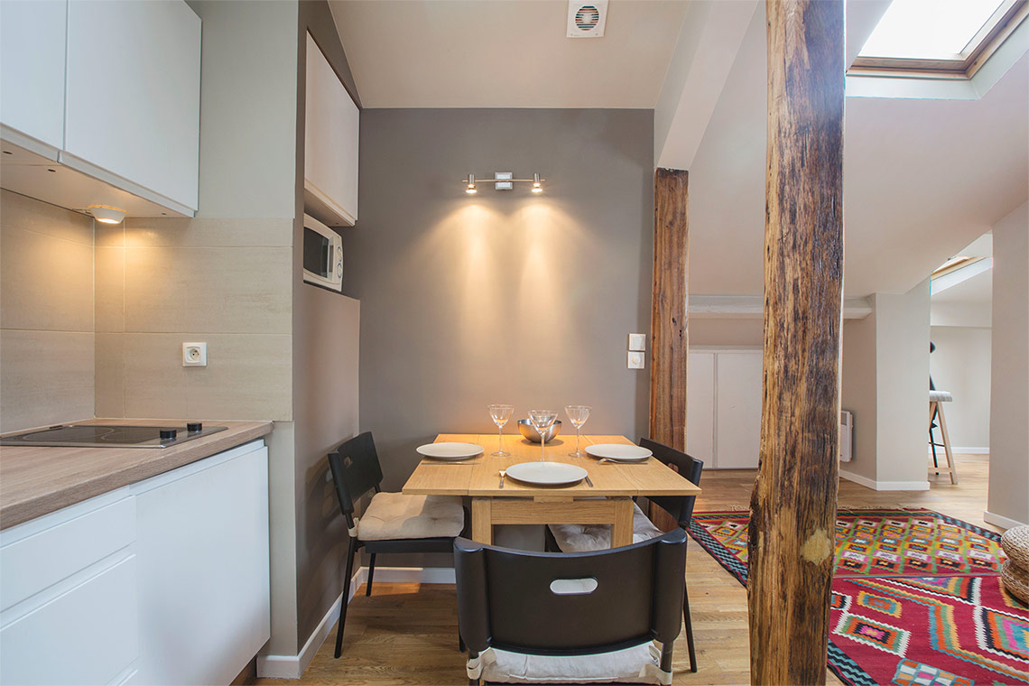 Appartement Paris Rue Asile Popincourt 6
