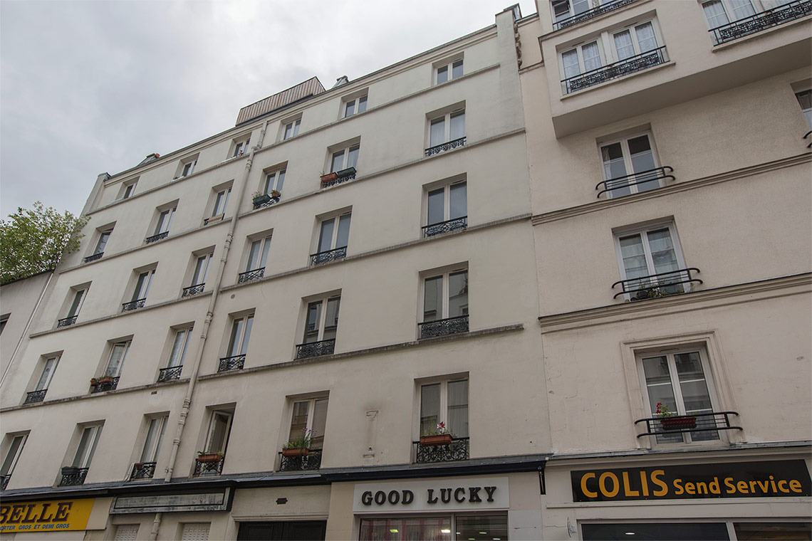 Appartement Paris Rue Asile Popincourt 8