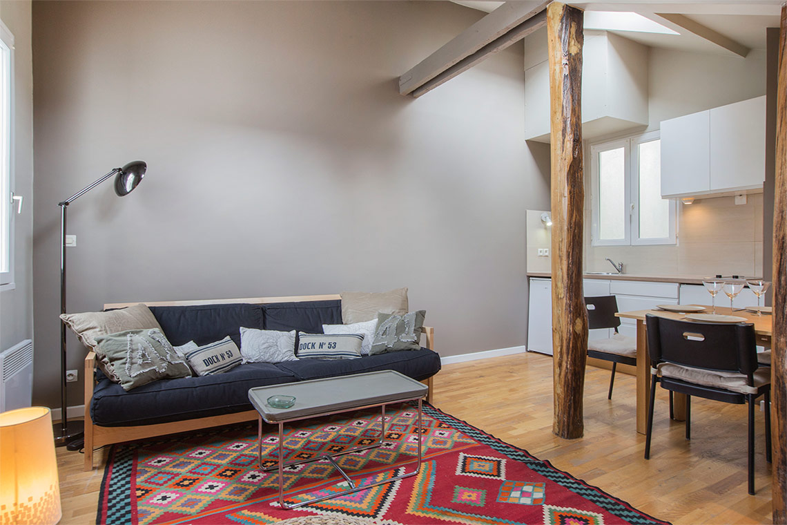 Appartement Paris Rue Asile Popincourt 11
