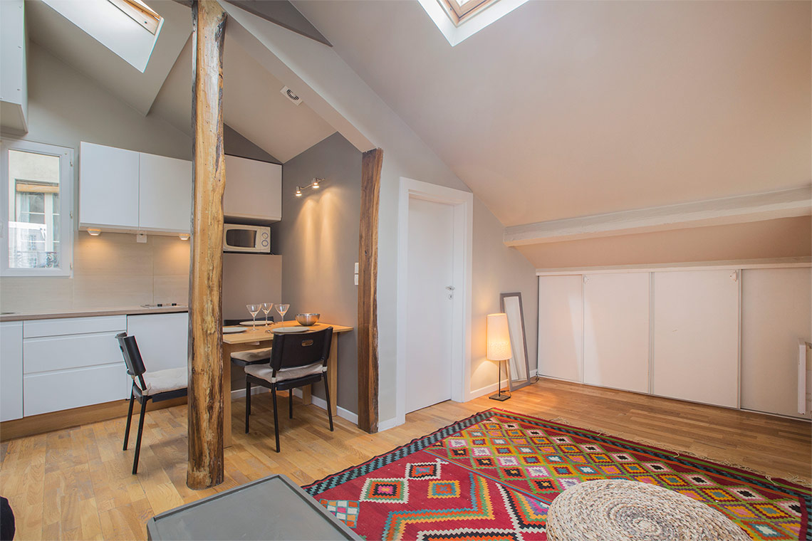 Appartement Paris Rue Asile Popincourt 14